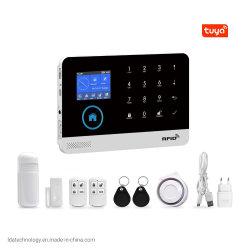 盗難防止アプリを使用して WiFi GSM 侵入防止アラームシステムを制御します IP カメラ