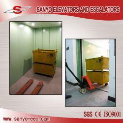 SANYO Market Hospital Freight Goods Lift met dubbele ingangen
