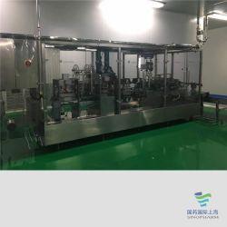 Sac de plastique de dextrose liquides IV La ligne de production automatique