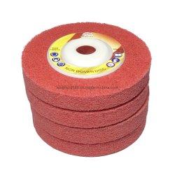 Não Tecidos Disc, 100x15mm, U3, cor vermelha