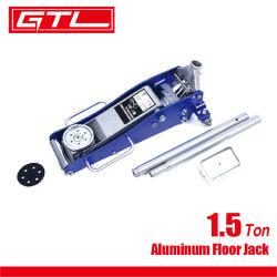 1.5ton床のジャックの油圧トロリー頑丈な鋼鉄上昇ジャックCarヴァンGarage Repairのツールジャック