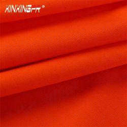 Raso antistatico ignifugo del cotone per vestiario di protezione