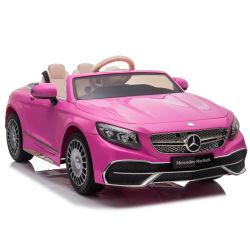2020 Nuevo Mercedes Benz Maybach S650 Paseo en vehículo eléctrico con mando a distancia 2.4G