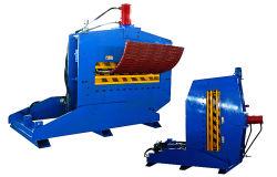 Rouleau hydraulique formant la machine de sertissage incurvée/ toit métallique / feuille chaude panneau en acier trapézoïdal Machine incurvée
