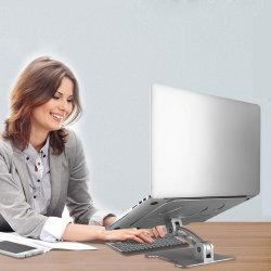 Вертикальная подставка для портативных компьютеров Amunimum охладитель для таблицы кровать Office Desk