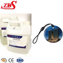 Hohes transparentes freies Epoxidharz für Abzeichen-Beschichtung