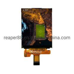 Modulo di piccola dimensione 1.77inch/1.8inch dell'affissione a cristalli liquidi di TFT con l'interfaccia di 128X160 St7735s Spi per l'applicazione della casella di WiFi