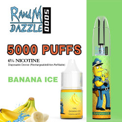 2021 Fumot Randm Dazzle 5000 bom gosto rápido Envio