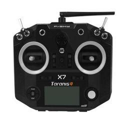 Taranis Frsky Accst QX7 2.4GHz 16CH Transmisor Blanco Negro RC