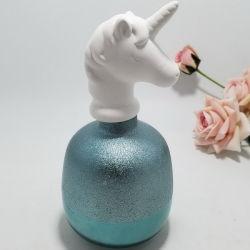 陶磁器の磁器は芳香の香りのリード米の花の拡散器セットをかぎつけた