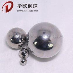 Suj endurecido2 AISI52100 a esfera de aço para a indústria pesada