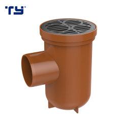Grande BACCANO ASTM dei montaggi dello scolo di pavimento UPVC/PVC/Plastic/Drainage per drenaggio