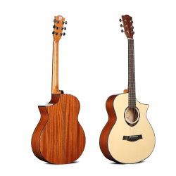 Deviatore L620n chitarra acustica in vendita 40 pollici Sharp cutaway Guitar Wholesale Prezzo basso prezzo in vendita