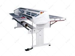 El recortador de sólidos cortadora longitudinal de la junta horizontal para Banner/Publicidad/Paños Junta Ad&Signage