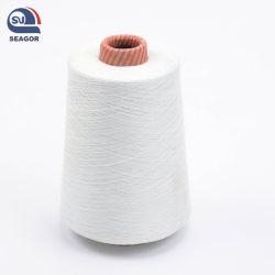 Fios de antimicrobianos 100% Ne32/1 Cardadas Tecelagem de fios de algodão