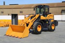 Lugong의 고온 판매 건설 장비 LG938 소형 휠 로더 판매용 ISO 및 CE