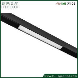 마그네틱 LED 조명 펜던트 트랙 조명 26W CRI 93 100lm/W 6000K LED 마그네틱 트랙 조명 LED 스포트라이트 레일 트랙 라이트