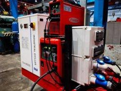 Depósito de agua automática del compresor de aire circunferencial de soldadura de la circunferencia del cilindro de gas costura circular