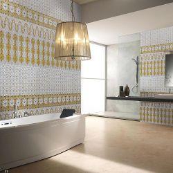 芸術の装飾的な台所壁の内部のためのガラスモザイク・タイル