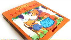 Tamaño A5 personalizable Libro de cuentos Libros Infantiles libro la impresión de bajo precio
