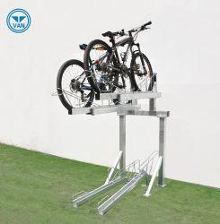 2019 أفضل بيع 2 من Tier Cycle ParkingStand/Bike Parking Frame/2 من الدرجة رف