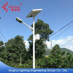 18m, 25m, 30m de alto poste de luz de la columna del mástil exterior LED Lámpara Luz de carretera Solar