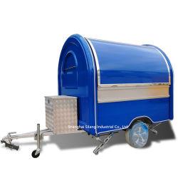 Norma Europeia Padaria Máquina de Gelados alimentares Camping Reboque de caravana