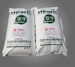 Adhesivo de azulejo de construcción/capa delgada/Putty/mortero de cemento y aditivos de hormigón/Garde HPMC Éter de celulosa de la suspensión de la agente emulsionante, espesante