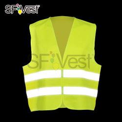 2020 High-Visibility светоотражающие безопасности Майка Sfv01 с EN ISO 20471