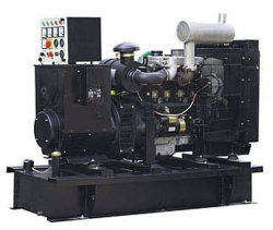Контроль качества 720квт дизельных генераторных установках