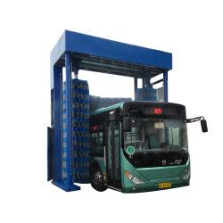 Los cepillos de 3 equipos de lavado de camiones autobuses imagen costo