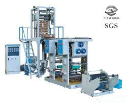 Дуть полиэтиленовой пленки и комплект печатной машины