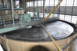 Type de mécanique et hydraulique épaississant pour le traitement des minéraux