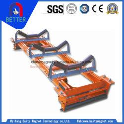 Electrónica de Ics el rodillo tensor doble escala de la cinta transportadora de alimentación/carbón/Aplastamiento/planta cementera