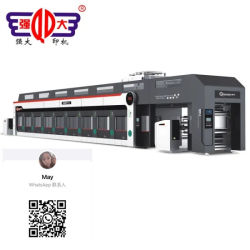 Arc System Control por ordenador la máquina de rotograbado de impresión de la película mpm 300
