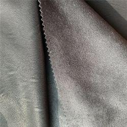Tessuto all'ingrosso della sede di automobile del tessuto da arredamento del cuoio della pelle scamosciata del Faux per il rivestimento ed il sofà dei vestiti