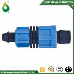 Coude femelle convenable de PE noir en plastique de l'irrigation 90