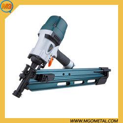 34degreeによって切られるヘッドに高圧の囲うか、またはSubfloorsまたはおおうか、またはDeckingまたは組み立ての釘銃の空気Nailer