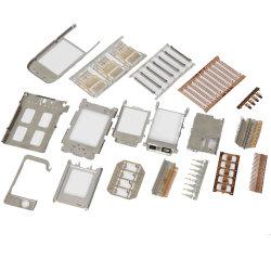 Китай Custom поворотное устройство статор автомобильного оборудования клеммой разъема электронной части листовой металл комбинации герметик передачи прогрессивного штамповки компонента