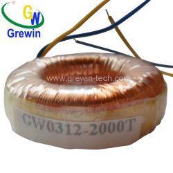 Noyau toroïdal Transformateur de courant 600A