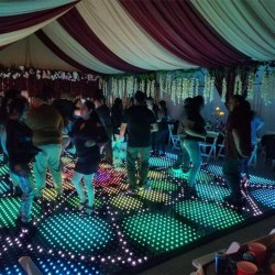Fabriek Goedkope draagbare ballet gebruik LED Dance Floor Lights Auto Toon xxx Pohot Video te koop Craigslist