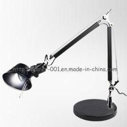 La mode moderne noir de l'éclairage Lampe de table de bureau