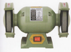 200With750W Electric Power Tool Bench Mini Surpace Grinder (MD-3215E)