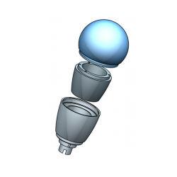 G50 6W лампу мощностью 7 Вт (L033-2)
