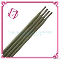 La cal Titania Extra baja tipo de electrodos de soldadura de acero Carbon-Stainless AWS E316L-16 Smaw A022