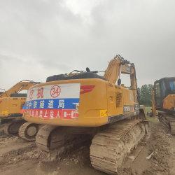 향후 중국 에너지 보존 및 환경 보호 솔루션 유압식 크롤러 굴삭기 Sy205c가 양호한 상태입니다
