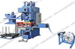 (AJL21) Medium-Speed Aluminum/Copper Fin Press Machine (für Wärme-Exchangers)