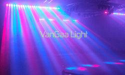 مصابيح Vangaa 5 مصابيح RGB 3-in-1 3 مصابيح LED من نوع RGB (لوحة التحكم في الألوان) 5 مصابيح الشعاع (VG-MSL510C)