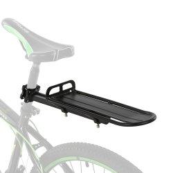 자동 감김 알루미늄 합금 자전거 마운트 자전거 리어 시트 포스트 랙 자전거 파니에르 화물 캐리어 랙 Y15146