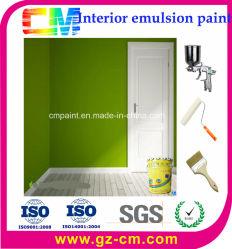 Pintura de emulsión- el olor de la pared interior de la capa superior de látex menos